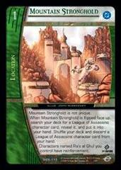 Mountain Stronghold - Foil