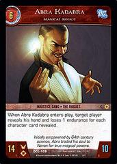 Abra Kadabra, Magical Rogue - Foil