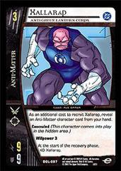 Xallarap, Anti-Green Lantern Corps - Foil