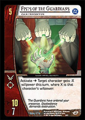 Fists of the Guardians, Oan Enforcers - Foil
