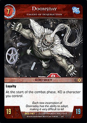 Doomsday, Engine of Destruction - Foil
