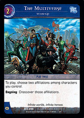 The Multiverse, Team-Up - Foil