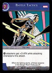 Battle Tactics - Foil