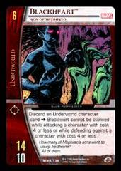 Blackheart, Son of Mephisto - Foil