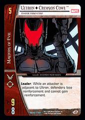Ultron  Crimson Cowl, Dark Disguise - Foil