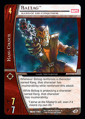 Baltag, Hand of the Conqueror - Foil