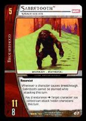 Sabretooth, Savage Killer - Foil