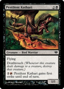 Pestilent Kathari