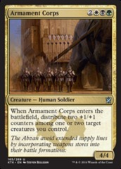 Armament Corps - Foil on Channel Fireball