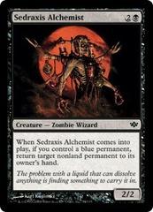 Sedraxis Alchemist on Channel Fireball