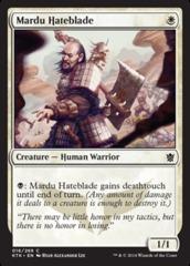 Mardu Hateblade - Foil