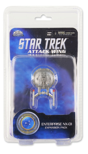 Star Trek: Attack Wing - Enterprise NX-01 Federation Expansion Pack