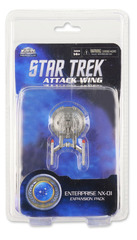 Attack Wing: Star Trek - Enterprise NX-01 Federation Expansion Pack