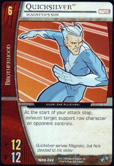 Quicksilver, Magneto's Son