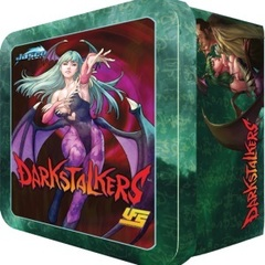Morrigan Darkstalkers Collectors Tin