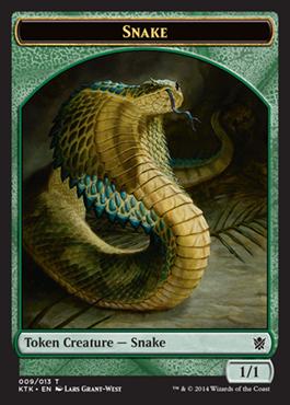 Snake Token