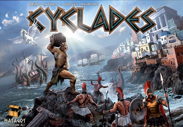 Cyclades (In Store Sales Only)