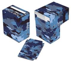 Ultra Pro Navy Camo Deckbox