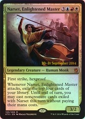 Narset, Enlightened Master Foil - Prerelease Promo