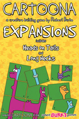 Cartoona: Expansions - Heads on Tails and Long Necks