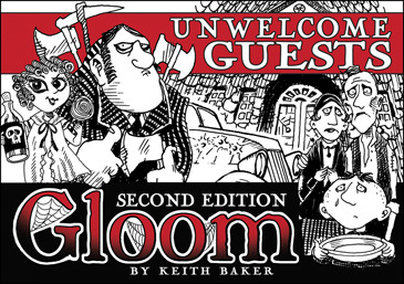 Gloom: Unwelcome Guests (2nd Edition)