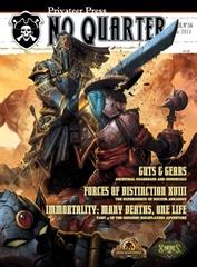 No Quarter Magazine Issue #56