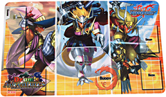 Future Card Buddyfight Drum's Adventure Playmat