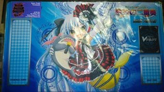 CardFight!! Vanguard Diva's Duet Sneak Preview Playmat