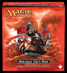 MTG Khans of Tarkir Holiday Gift Box 2014