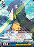 Before the Final Battle, Satsuki - KLK/S27-E073 - R