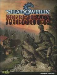 Shadowrun 20th Anniversary Edition: Conspiracy Theories