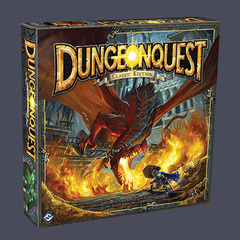 DungeonQuest (Revised Ed) (In Store Sales Only)