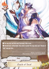 Oracle of Tuval - TD04/0011 - C