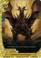 Getters Cursed Dragon - BT04/0085 - C