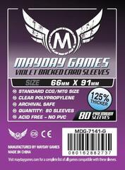 80 ct MTG Pro Card Sleeves - Purple