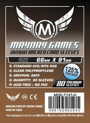 80 ct MTG Pro Card Sleeves - Brown