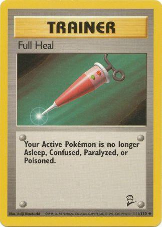 Pokemon Base Set 2-117//130 Super Potion
