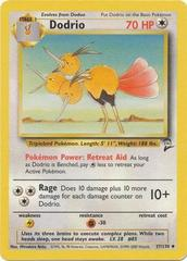 Dodrio - 37/130 - Uncommon - Unlimited Edition