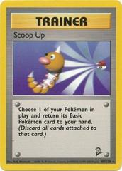 Scoop Up - 107/130 - Rare - Unlimited Edition
