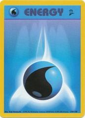 Water Energy - 130/130 - Common - Unlimited Edition
