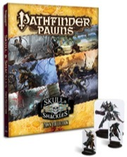 Pathfinder Pawns: Skull & Shackles Adventure Path Pawn Collection