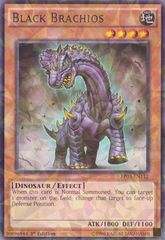 Black Brachios - BP03-EN112 - Shatterfoil - Unlimited Edition