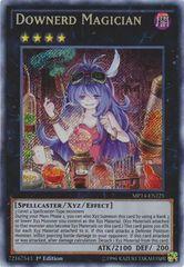 Downerd Magician - MP14-EN225 - Secret Rare - Unlimited