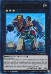 Geargiagear Gigant XG - SDGR-EN034 - Ultra Rare - 1st Edition on Channel Fireball