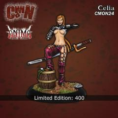 CMON Contest 11 - Celia from Anima Tactics Miniatures (Limited Edition)