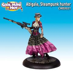 Abigale Steampunk Hunter (1)