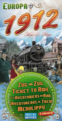 Ticket to Ride: Europa 1912 (In-Store Sales Only)