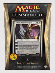 MTG Commander 2014 Deck: Forged in Stone
