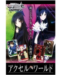 Accel World Infinite Burst - Booster Box