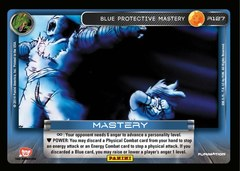 Blue Protective Mastery R127